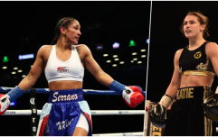 Eddie Hearn warns Amanda Serrano not to back out of Katie Taylor agreement