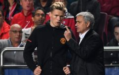 Scott McTominay opens up on relationship with Jose Mourinho