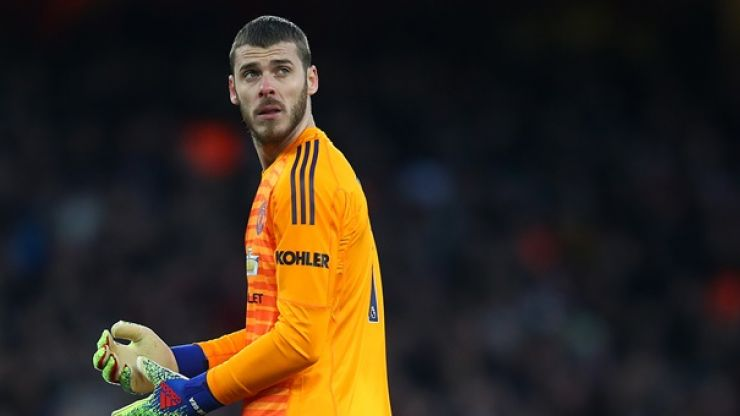 David de Gea apologises for Manchester United's loss to Everton