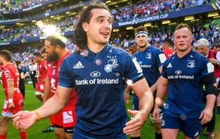 James Lowe's name surely seared on Champions Cup final team-sheet