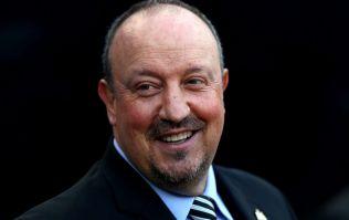 "Rafa Benitez admits he ""cannot win"" when Newcastle play Liverpool"