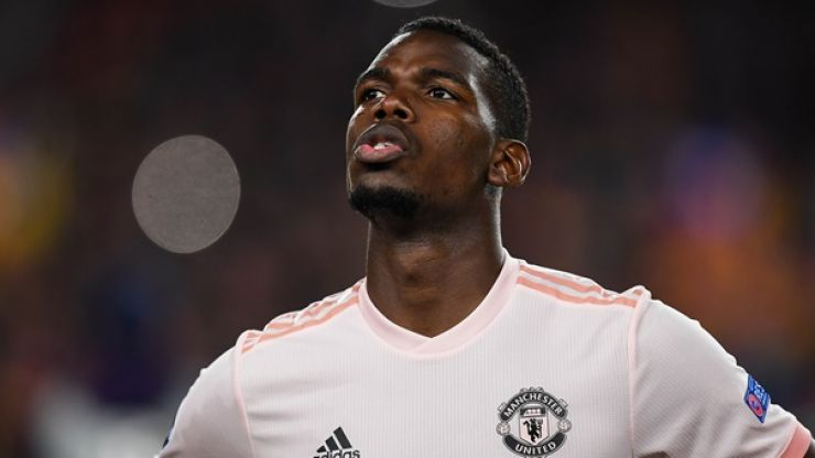 Paul Pogba puts his hand up for 'disrespectful' display