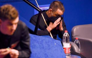 "Ronnie O'Sullivan was ""struggling to stay awake"" during shock defeat to James Cahill"
