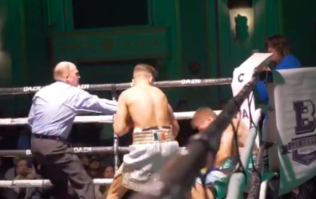 Lee Reeves justifies Tyson Fury praise with brutal TKO victory in first pro headline spot