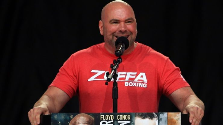 Dana White confirms post-summer boxing plans