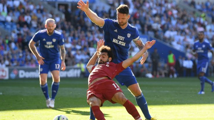 Mo Salah didn't 'dive' - if anything he helped the ref see the full picture