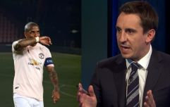 Gary Neville explains why Ashley Young doesn't deserve the level of criticism he's faced