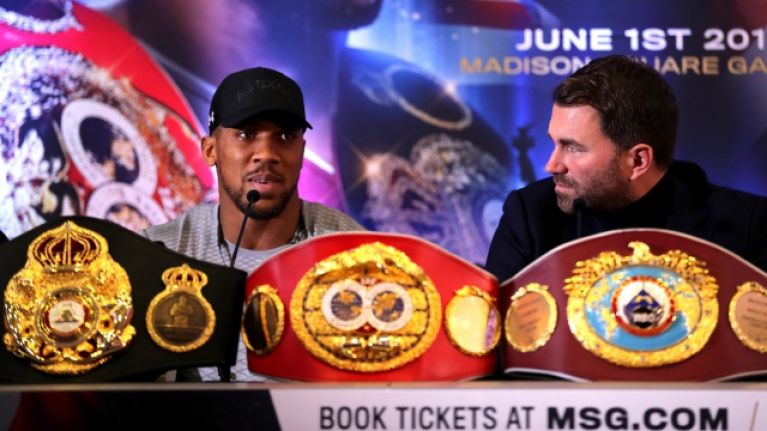 """Eddie Hearn's """"lowball offer"""" for Luis Ortiz to step in to Anthony Joshua fight slammed by Cuban's camp"""