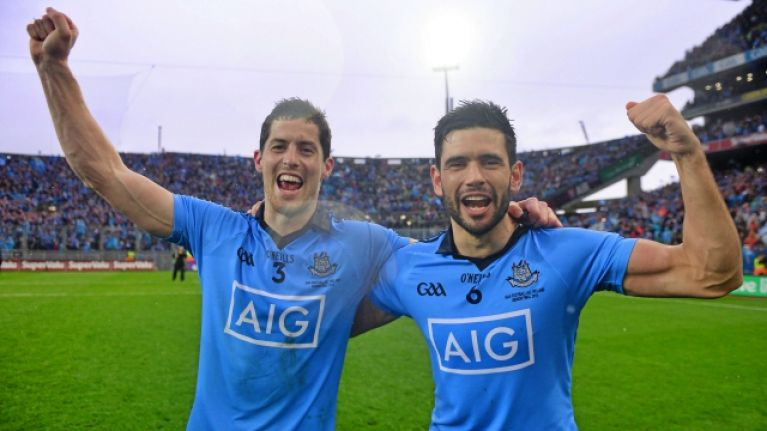 Rory O'Carroll back in the Dublin panel for five-in-a-row drive