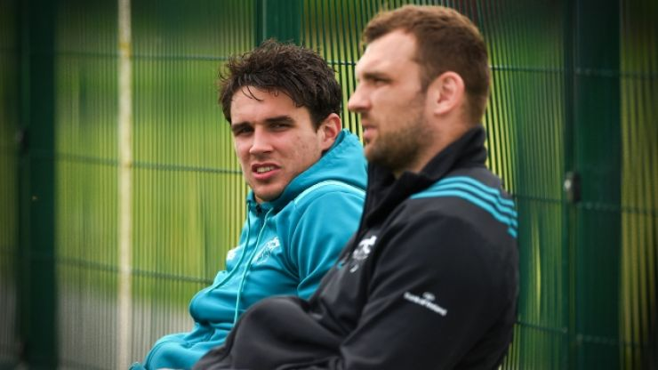 Munster expected to hold Joey Carbery back this weekend