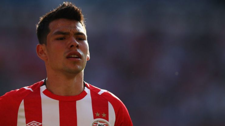 Man United target Hirving Lozano agrees move to Napoli