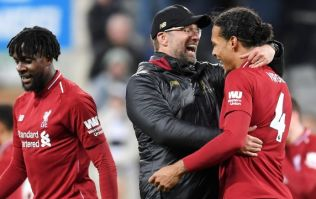 Virgil van Dijk given huge chunk of credit for Liverpool's late winner