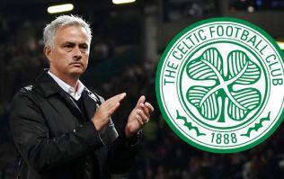 "Jose Mourinho ""has an offer"" to manage Celtic"