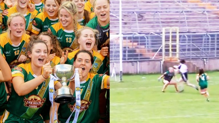 Ladies football's answer to VAR called into action in Division 3 final
