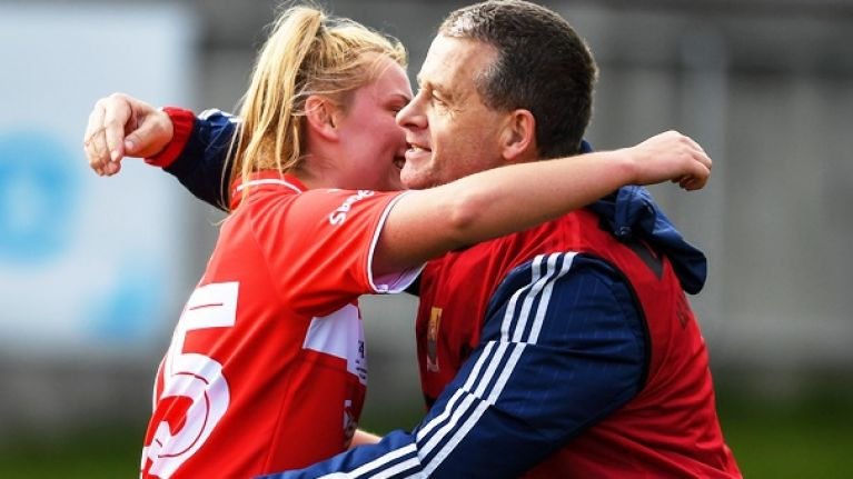 """""""It's a big lift for Cork in general"""" - Rebelletes back in big time"""