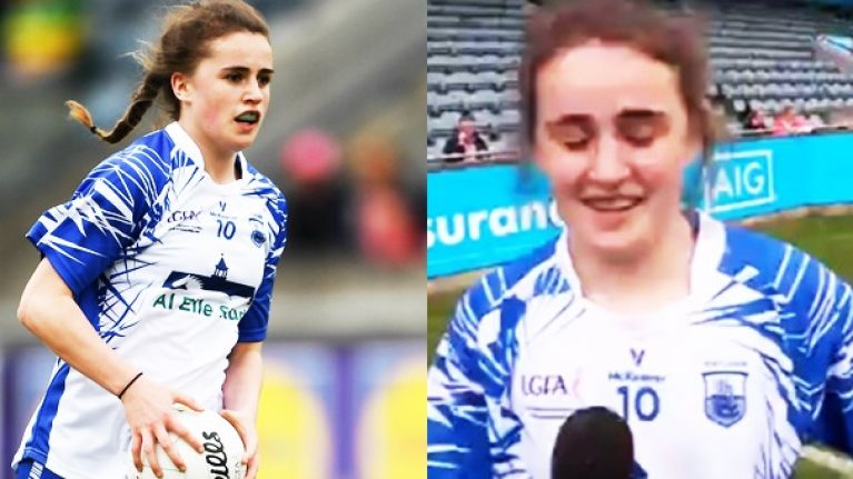 """""""At the start it's intimidating but you get used to it"""" - Youngest player on Waterford panel loving every second of it"""