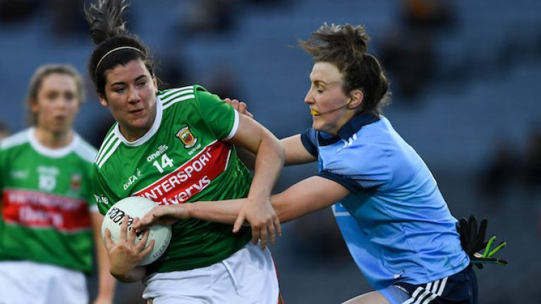 Every ladies footballer will agree with this new tackle rule proposal