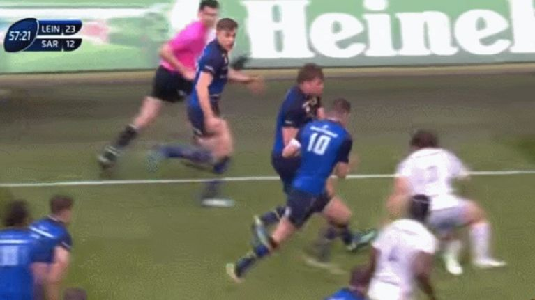 Analysis: How Leinster exposed Saracens in last season's Champions Cup