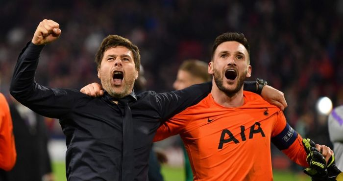 Mauricio Pochettino Brought To Tears In Post Match Interview After Comeback Against Ajax Sportsjoe Ie