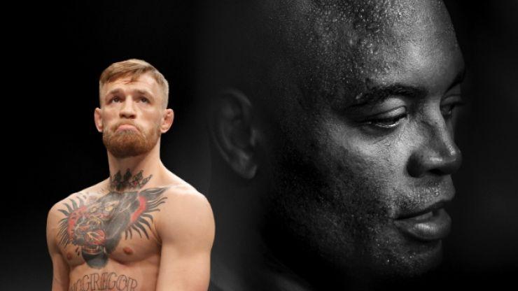 Anderson Silva pleads with Dana White for Conor McGregor fight