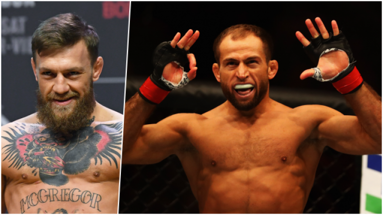 Mairbek Taisumov issues fiery response to deleted Conor McGregor tweet