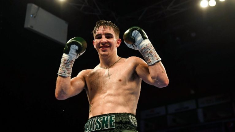 Bob Arum to travel to Belfast to announce Michael Conlan's homecoming fight