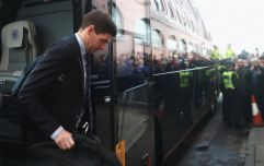Steven Gerrard confirms Rangers will not give guard of honour to Celtic