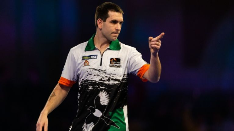 Limerick's Willie O'Connor wins first PDC title