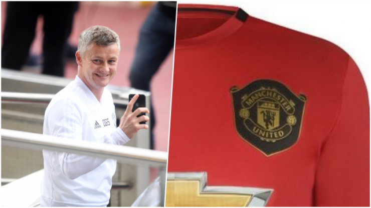 Manchester United's new home kit accidentally confirmed as shirt goes on sale early
