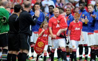 Paul Scholes' son warns Matthijs de Ligt not to join Manchester United