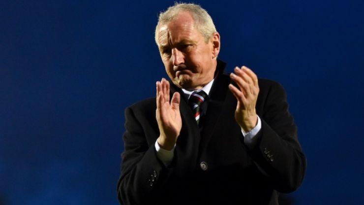 John Caulfield parts ways with Cork City