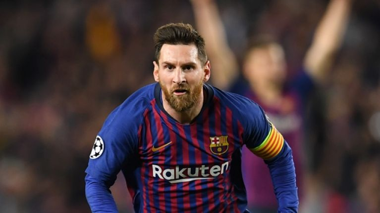 Liverpool played well but Lionel Messi's genius is beyond comprehension