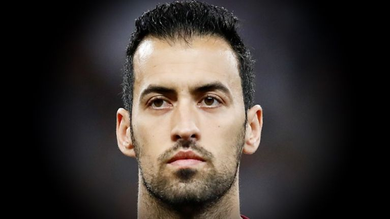 In praise of Sergio Busquets, Barcelona's unique orchestrator of time and space
