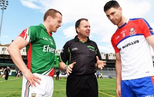 Mayo name exciting team for New York clash