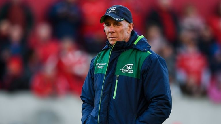 'The biggest thing Andy has changed at Connacht is the culture'