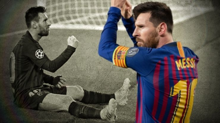 'Ruthless, efficient and almost brash in its cruelty' - Messi vs. Gegenpress