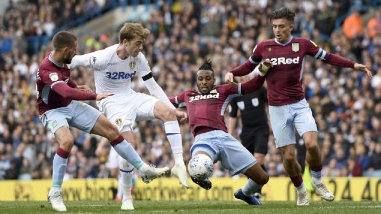 Leeds' Patrick Bamford to serve two-game suspension