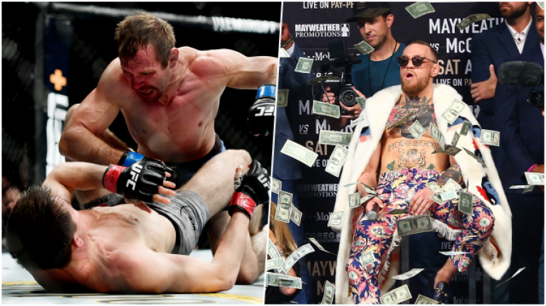 Donald Cerrone explains the misconception about Conor McGregor 'red panty night'