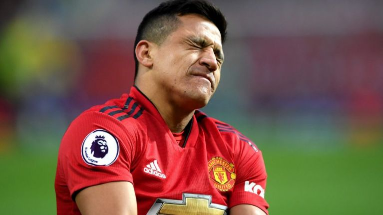 Man Utd willing to pay eye-watering amount to get rid of Alexis Sanchez