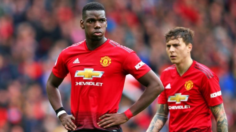 Patrice Evra feels 'best player' Paul Pogba will leave Man United