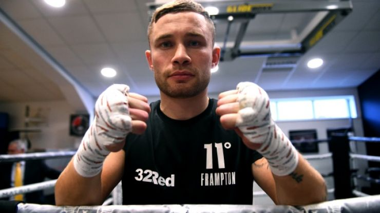 Carl Frampton will fight in US in August