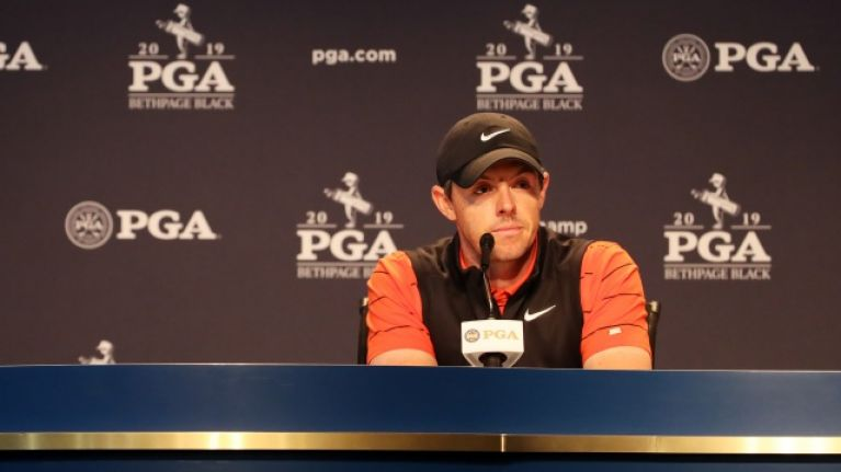 """Rory McIlroy will """"more than likely"""" represent Ireland at 2020 Olympics"""
