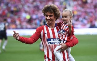 Antoine Griezmann says goodbye to Atletico Madrid