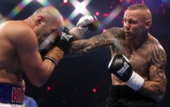 UFC legend Ross Pearson looked incredible in successful boxing debut