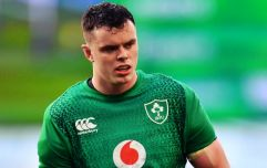 James Ryan picks up prestigious Player of the Year award in Dublin