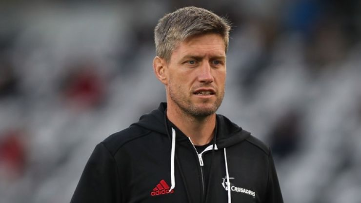 Ronan O'Gara reveals how he's changed since joining the Crusaders