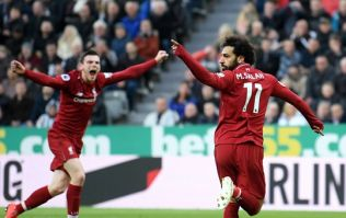 Real Madrid make contact with Liverpool's Mohamed Salah