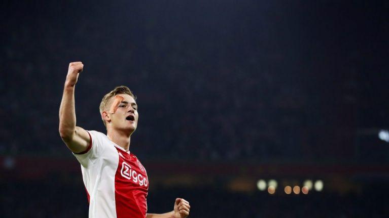 Matthijs De Ligt 'interested' in move to Man Utd