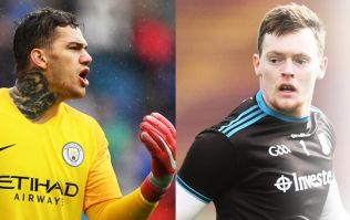 """""""For him, it's two steps back and he's still pelting it the other end of the field"""" - Beggan learning from Ederson"""