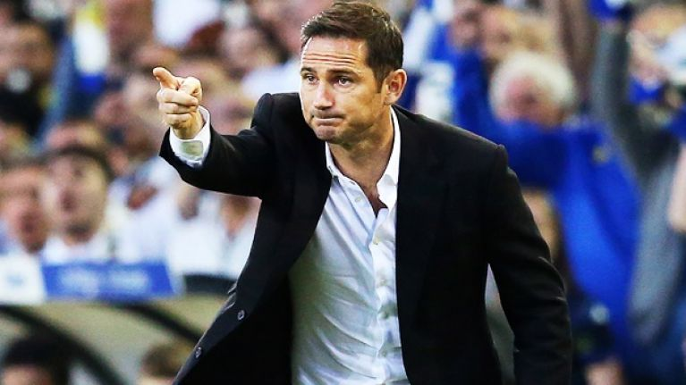 Frank Lampard racks up enormous bar bill after Derby County beat Leeds United